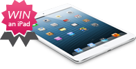 Win a iPad mini 6